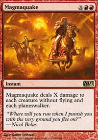 Magmaquake - Magic 2013