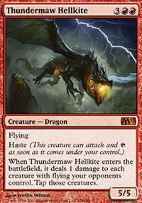 Thundermaw Hellkite - Magic 2013