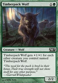 Timberpack Wolf - Magic 2013