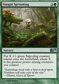 Fungal Sprouting - Magic 2013