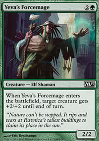 Yeva's Forcemage - Magic 2013