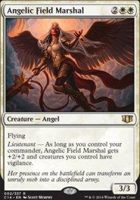 Angelic Field Marshal - Commander 2014