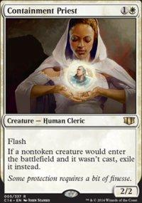 Containment Priest - Commander 2014