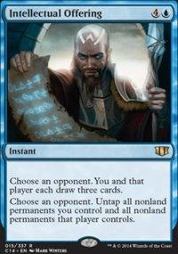 Intellectual Offering - Commander 2014