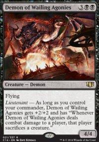 Demon of Wailing Agonies - Commander 2014