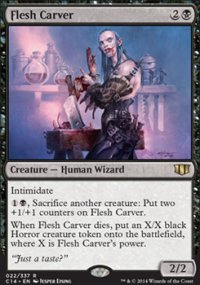 Flesh Carver - Commander 2014