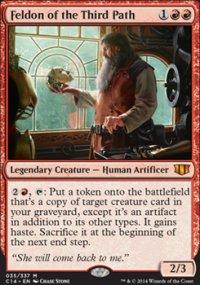 Feldon of the Third Path - Commander 2014