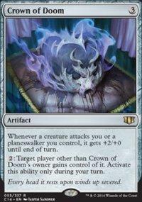 Crown of Doom - Commander 2014