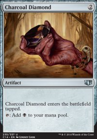 Charcoal Diamond - Commander 2014