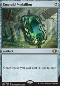 Emerald Medallion - Commander 2014