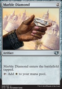 Marble Diamond - Commander 2014