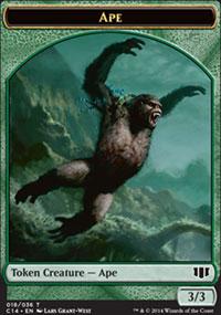 Ape - Commander 2014