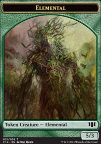 Elemental - Commander 2014