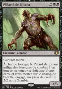 Pillard de Liliana -
