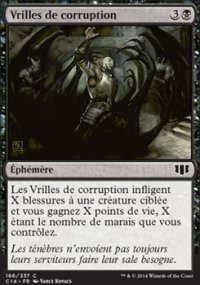 Vrilles de corruption -