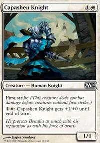 Capashen Knight - Magic 2014