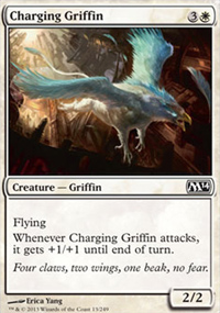 Charging Griffin - Magic 2014