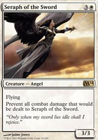 Seraph of the Sword - Magic 2014