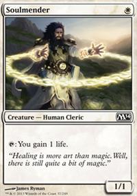 Soulmender - Magic 2014