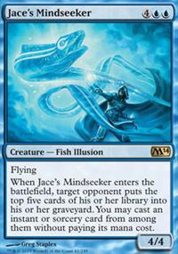 Jace's Mindseeker - Magic 2014
