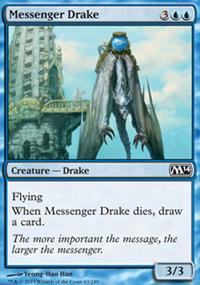 Messenger Drake - Magic 2014