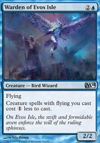 Warden of Evos Isle - Magic 2014