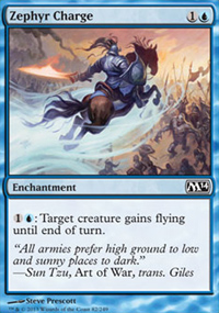 Zephyr Charge - Magic 2014
