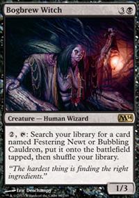 Bogbrew Witch - Magic 2014