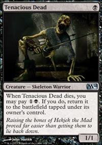 Tenacious Dead - Magic 2014