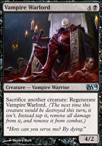 Vampire Warlord - Magic 2014