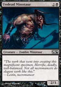Undead Minotaur - Magic 2014