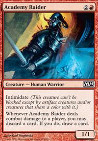 Academy Raider - Magic 2014
