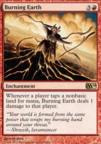 Burning Earth - Magic 2014
