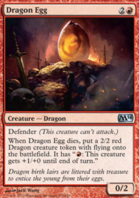 Dragon Egg - Magic 2014
