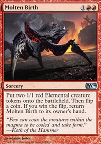 Molten Birth - Magic 2014