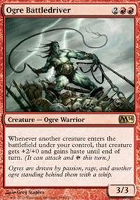 Ogre Battledriver - Magic 2014