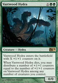 Vastwood Hydra - Magic 2014