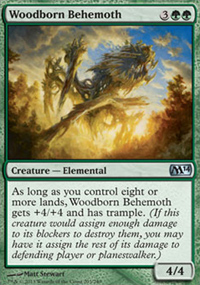 Woodborn Behemoth - Magic 2014