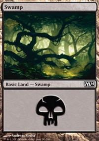 Swamp - Magic 2014