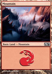 Mountain - Magic 2014