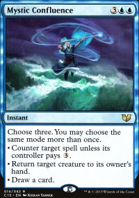 Mystic Confluence - Commander 2015
