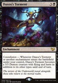 Daxos's Torment - Commander 2015