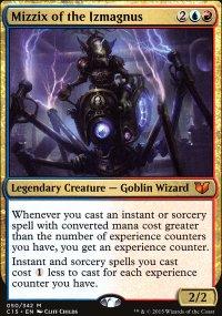 Mizzix of the Izmagnus - Commander 2015