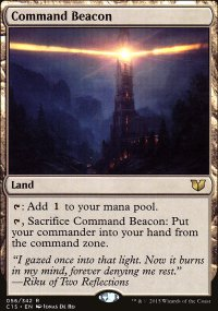 Command Beacon - Commander 2015