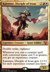 Kalemne, Disciple of Iroas - Commander 2015