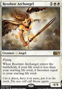 Resolute Archangel - Magic 2015