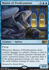 Master of Predicaments - Magic 2015