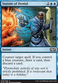 Statute of Denial - Magic 2015