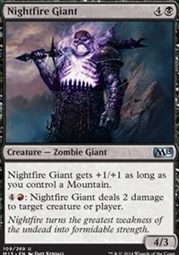 Nightfire Giant - Magic 2015