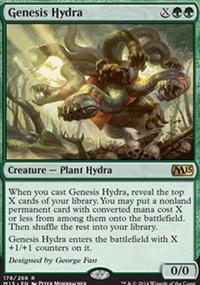 Genesis Hydra - Magic 2015